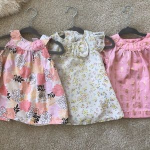 SPRING 🌸 TOP LOT - Size 6 months
